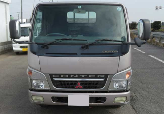 Mitsubishi canter 2006 image7