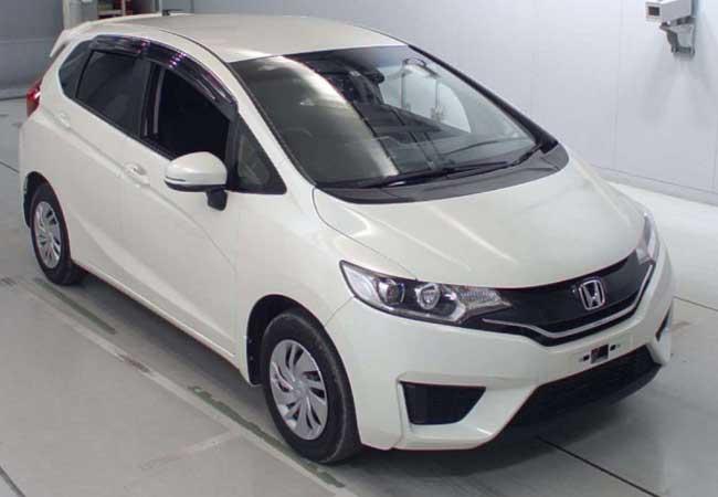 Honda Fit-Jazz