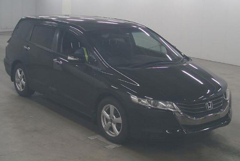 Honda Odyssey-Shuttle