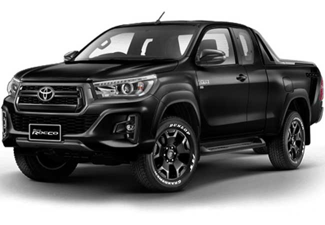 Toyota Hilux Revo Rocco