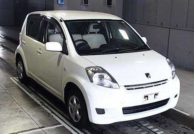Buy Used Toyota Passo from Japanese Car Auction Expert CSO Japan