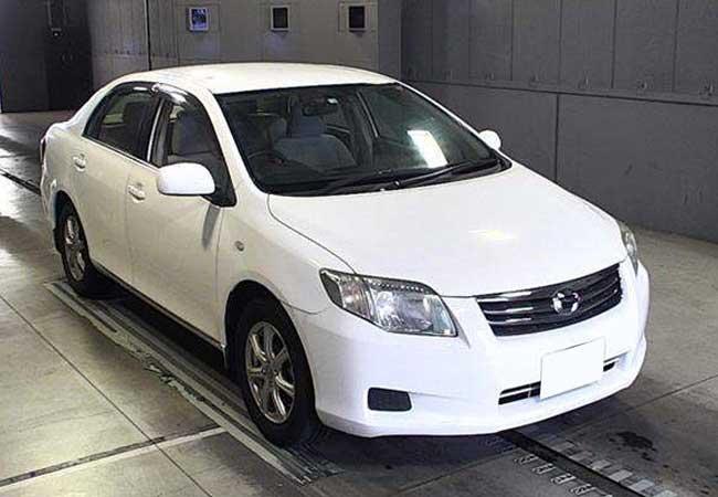 Toyota COROLLA AXIO 61734 image7