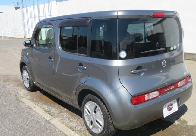 Nissan CUBE 61763 image20
