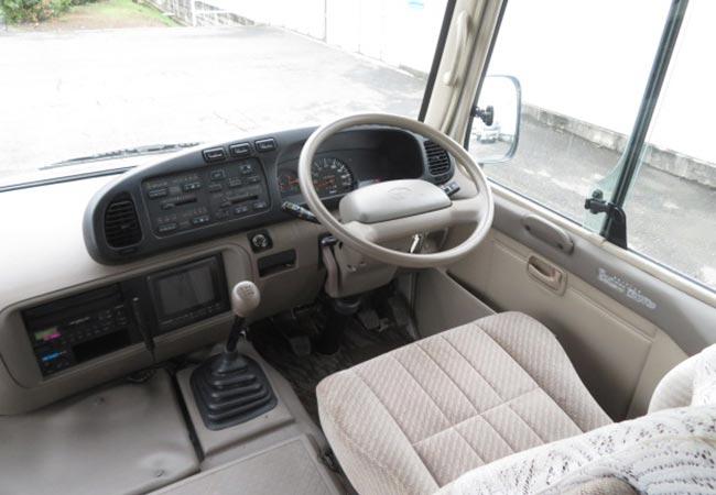 Toyota Coaster 62090 image21