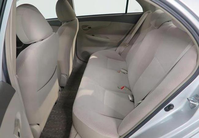 Toyota Corolla Axio 62233 image19