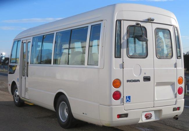 Mitsubishi ROSA 62274 image21