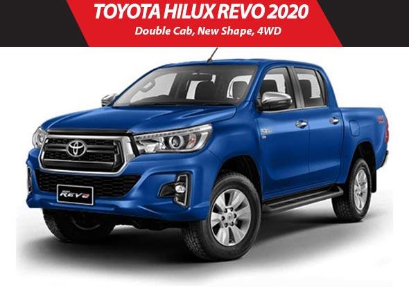 Toyota Hilux Revo 62308 image7