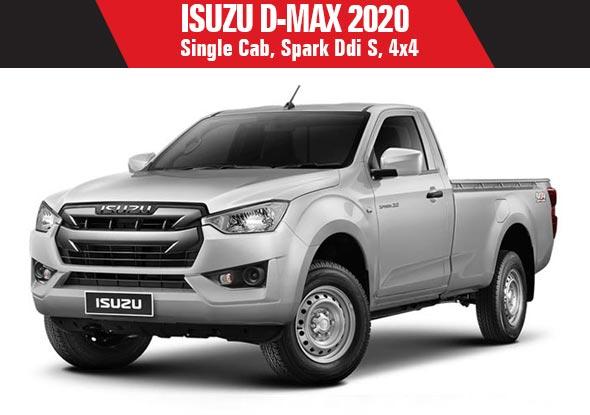 used isuzu d max pickup trucks 2020