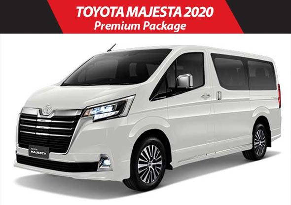 Toyota / Majesty 2020