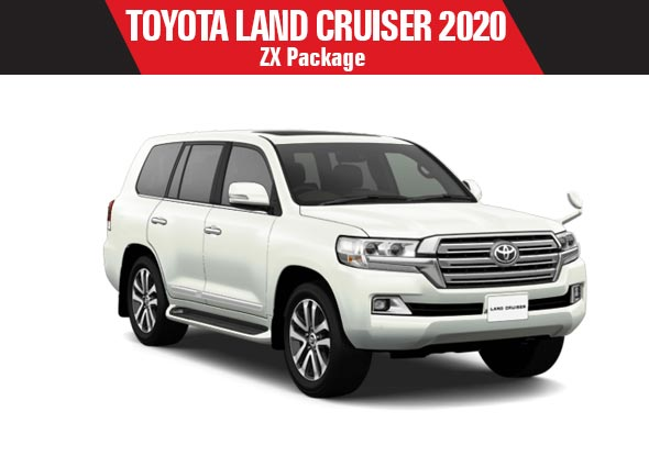 Toyota / Land Cruiser 2020