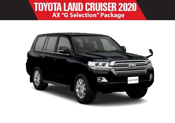 Toyota Land Cruiser 62451