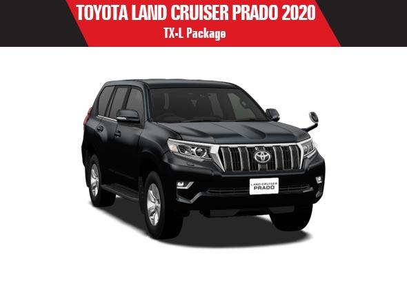 Toyota / Land Cruiser Prado 2020