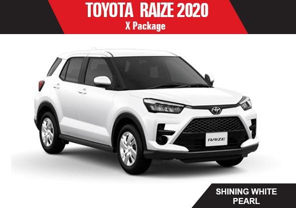 Toyota Raize 62459 image20