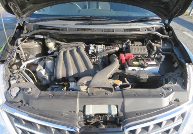 Nissan TIIDA 62584 image19