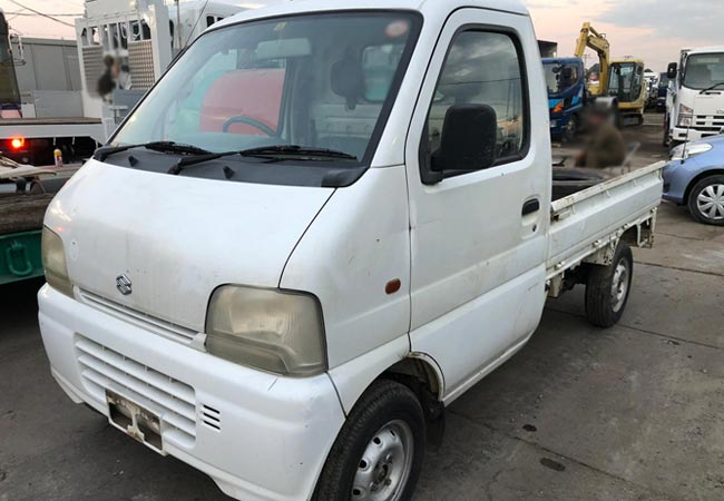 Suzuki Carry 62724