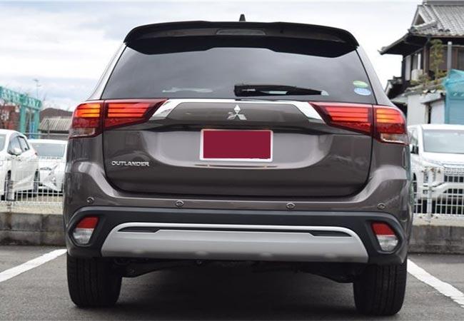 Mitsubishi OUTLANDER 62898 image9
