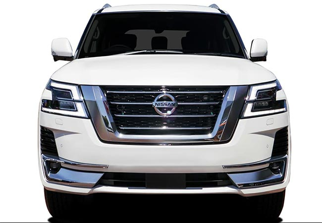 Nissan Patrol SUV/ 4WD 2020 model in White | Used Cars ...