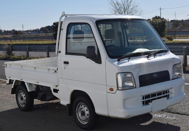 Subaru / SAMBAR  2004