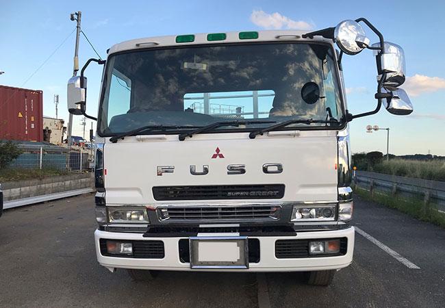 Mitsubishi Super Great 63162 image10