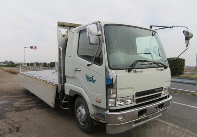 Mitsubishi / Fuso Fighter 2002