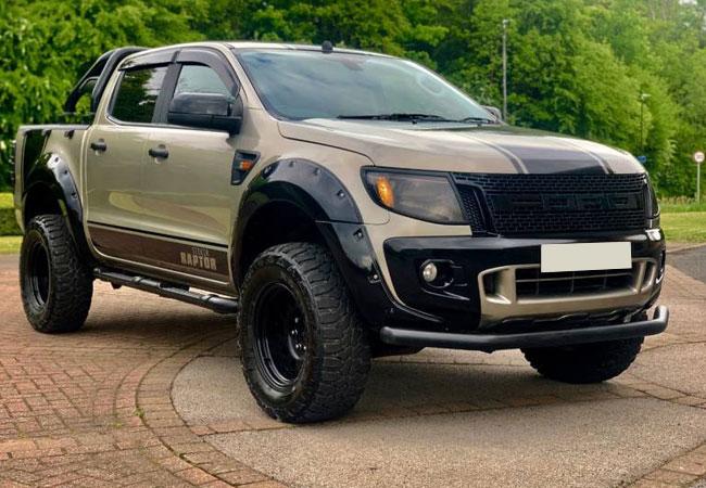 Ford Ranger 63420 image11