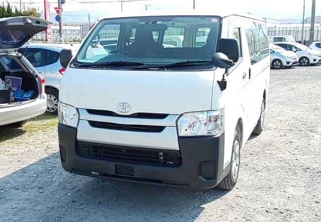 Toyota Hiace Van 63421 image9