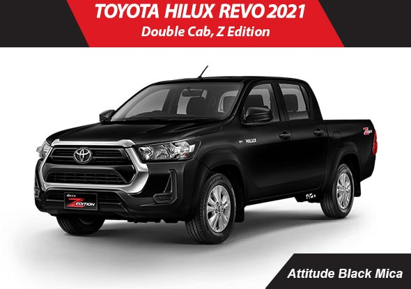Toyota Hilux Revo 63590
