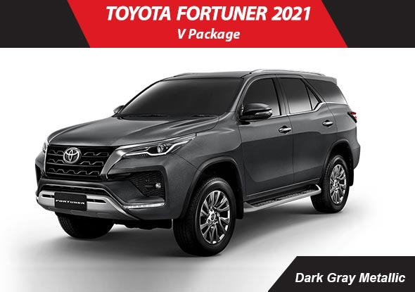 Toyota Fortuner 63598 image7