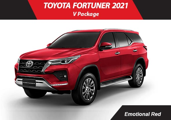 Toyota Fortuner 63598