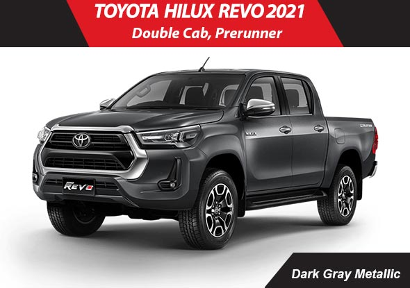 Toyota Hilux Revo 63607