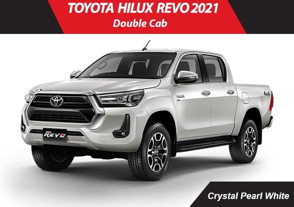 Toyota / Hilux Revo 2021
