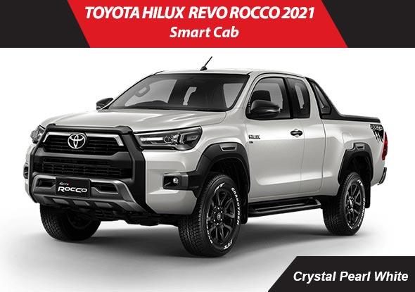 Toyota Hilux Revo Rocco 63614