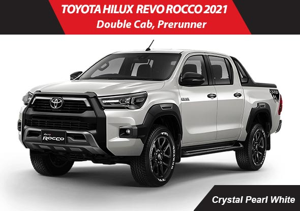 Toyota Hilux Revo Rocco 63617
