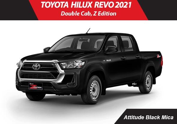 Toyota Hilux Revo 63621