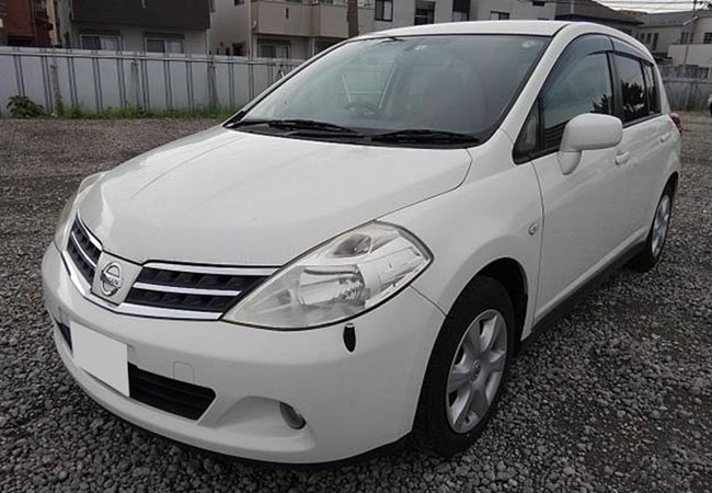 Nissan TIIDA 63783 image12