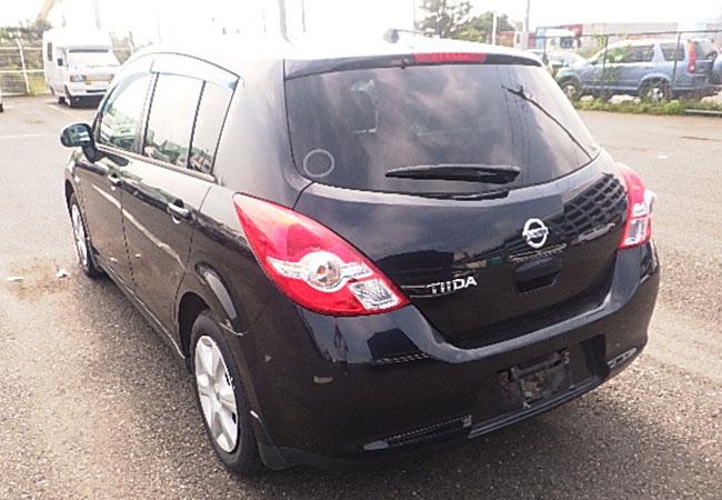 Nissan TIIDA 63786 image21