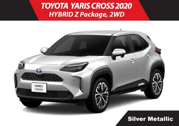 Toyota / Yaris Cross 2020
