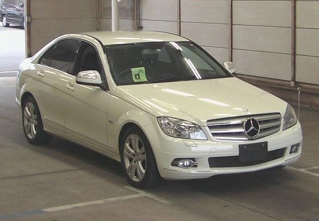 Mercedes Benz / C-Class 2008