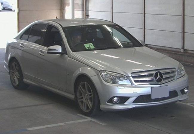 Mercedes Benz / C-Class 2010