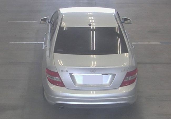 Mercedes Benz C-Class 64357