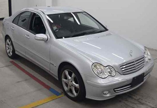 Mercedes Benz / C-Class 2005