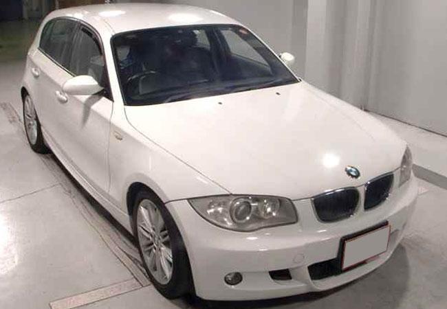 BMW / 1 SERIES 2006