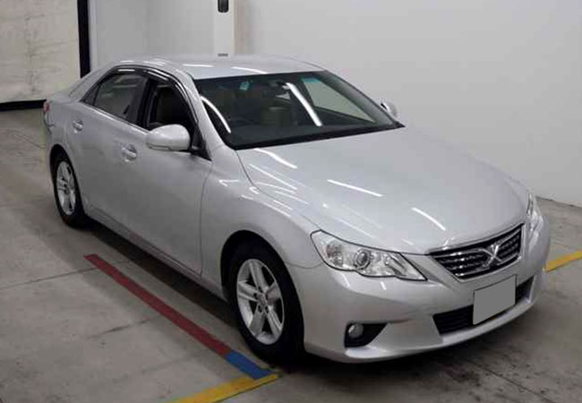 Toyota / Mark X 2011