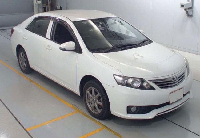 Toyota / Allion 2014