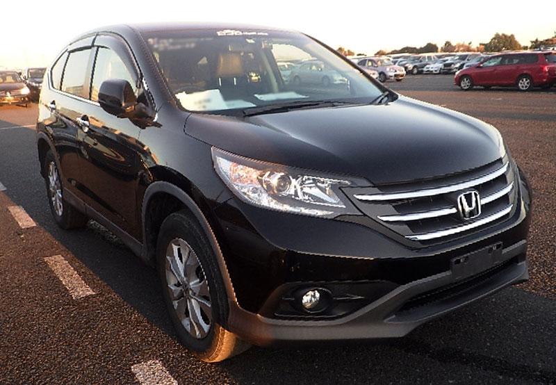 Honda / CR-V 2013