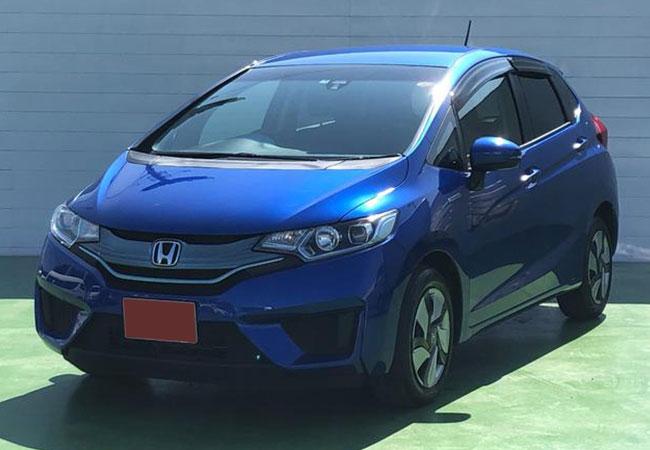 Honda / Fit 2015