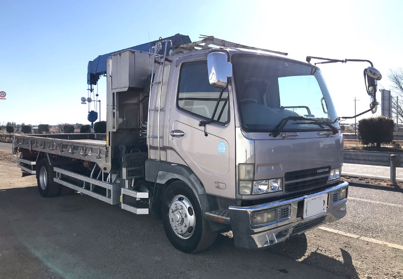 Mitsubishi / Fuso Fighter 2003