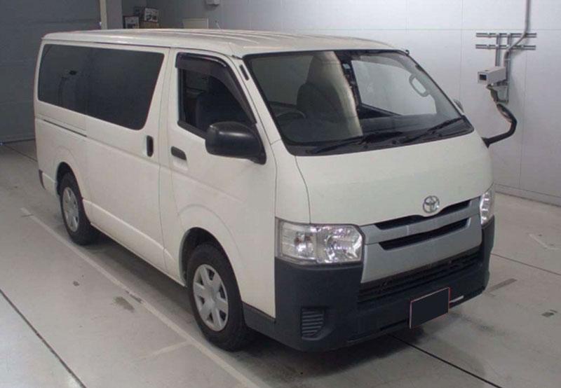 Toyota / Hiace Van 2014