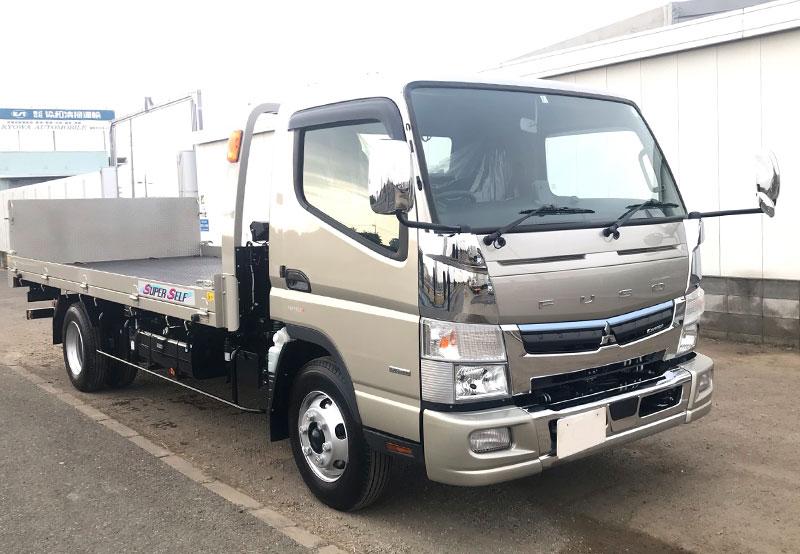 Mitsubishi / Canter 2021