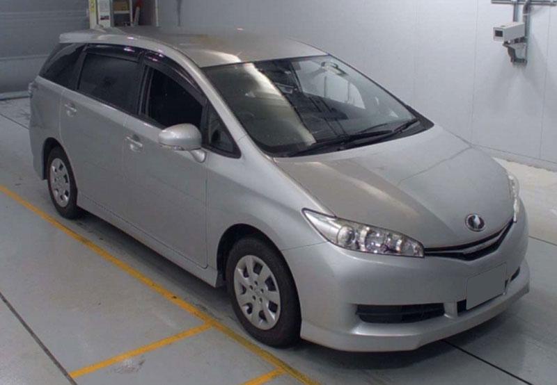Toyota / Wish 2012
